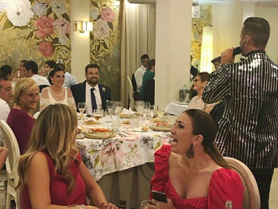 espectáculos valencia bodas