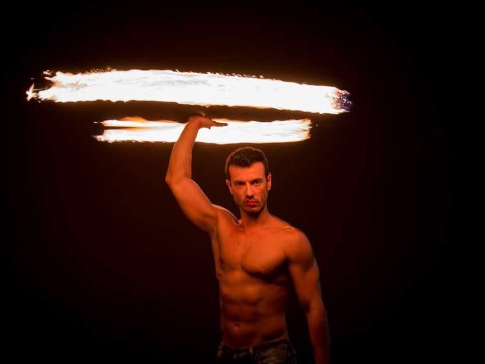 artistas circo valencia